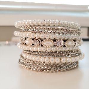 Bracelets Bangle Set